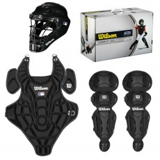 Wilson L/XL (age 7-12) EZ Gear Youth Catcher's Gear Kit
