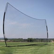 Kwik Goal 11.5'Hx21.5'L Kwik Flex Backstop Net