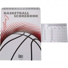 Champion Basketball Scorebook, BB1