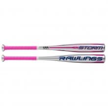 2020 Rawlings -12 Storm Fastpitch Tee Ball Bat