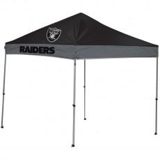Oakland Raiders NFL 9x9 Straight Leg Canopy
