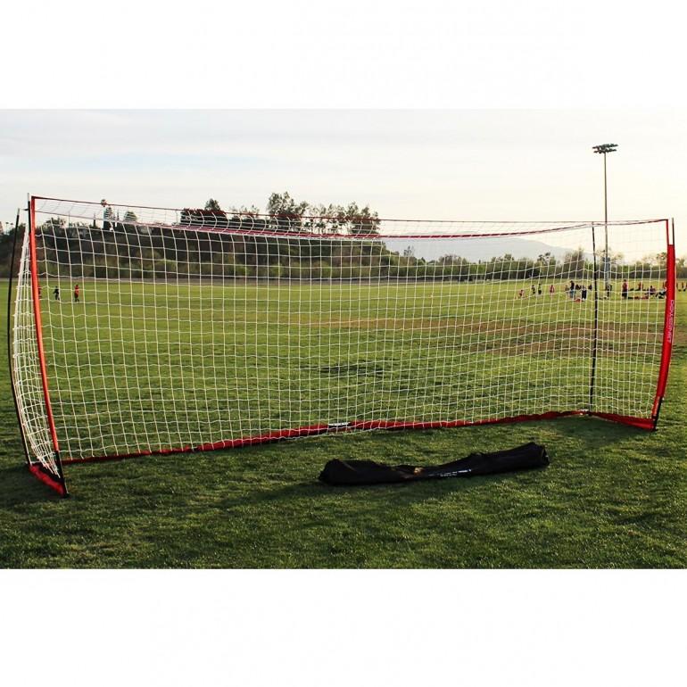 054b9b4bf POWERNET 6.5' x 18.5' Pop Up Soccer Goal - A12-501