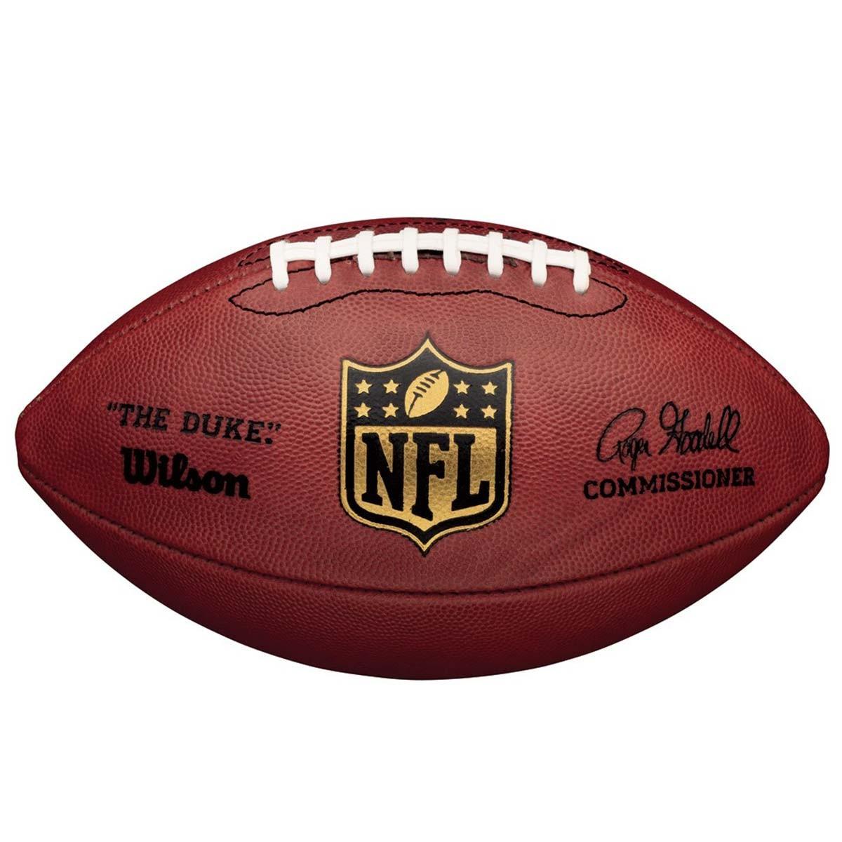 Wilson The Duke Official Nfl Football