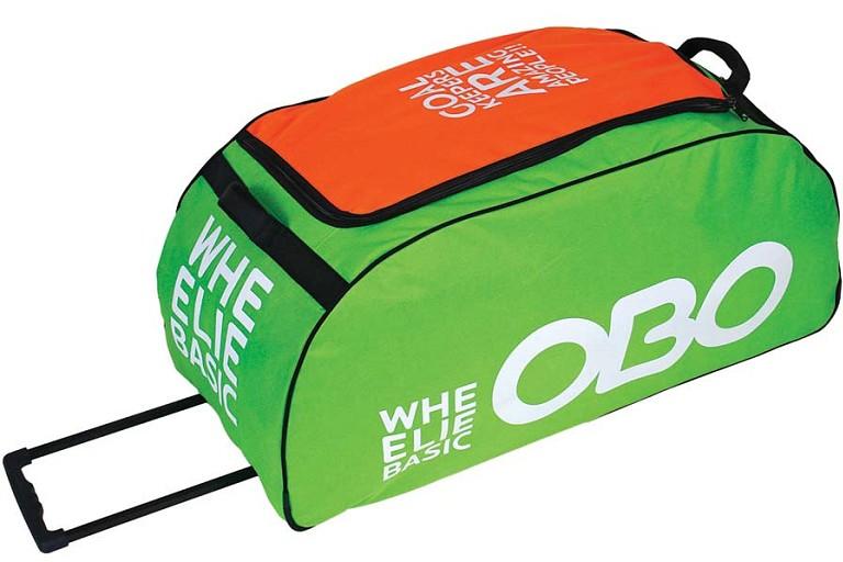 Obo Wheelie Basic Field Hockey Goalie Equipment Bag 37 Lx17 Wx17 H