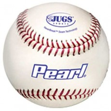 Jugs B5200 Pearl Pitching Machine Baseballs