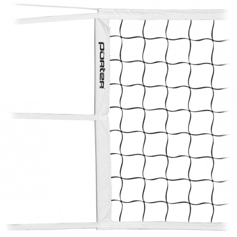 Porter 02295 Competition Volleyball Net 32 X 39 A25 386 Anthem Sports