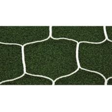 Gill 49282401 6mm Braided Hexagon Box Soccer Nets, 8' x 24' x 6.5' x 6.5'