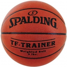 "Spalding 3lb TF-Trainer 29.5"" Weighted Basketball"