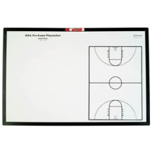"KBA 24""H x 36""W Pre-Game Basketball Playmaker Dry Erase Coaching Board, PGP-1"