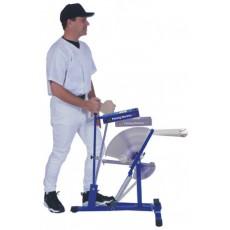 Louisville Slugger L60111 Manual Baseball Pitching Machine