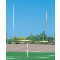 Bison Official College Football Goal Posts, 4-1/2'' dia., FB45CG-SY