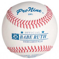 Pro Nine BRL Official Babe Ruth Tournament Baseballs, dz