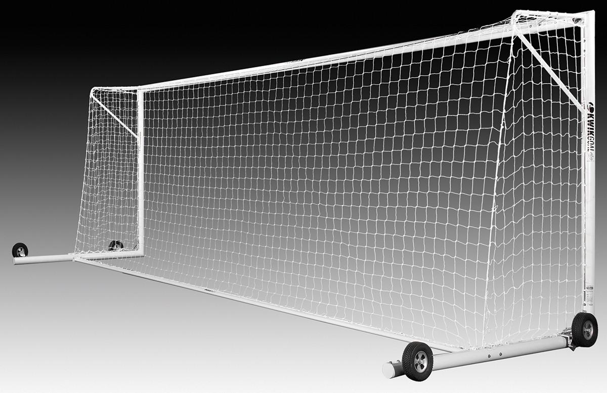 Kwik Goal 2b3906 Fusion 120 Soccer Goals Pair