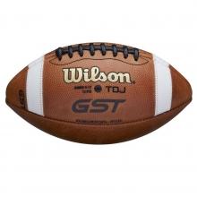 Wilson Pop Warner GST TDJ age 9-12 Official Leather Football