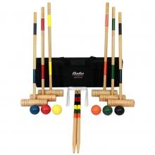 Baden Champions Deluxe Croquet Set