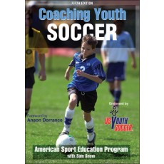 Coaching Youth Soccer, BOOK, 5th ed.