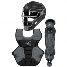 Rawlings Velo INTERMEDIATE NOCSAE Catcher's Gear Set