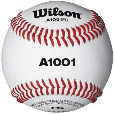 Wilson A1001 PRO Flat Seam Baseballs, WTA1001BFS