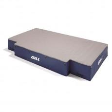 """Gill G1 IAFF/NCAA/NFHS High Jump Pit, 18'x10'x26"""", 64617"""