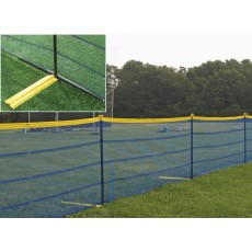Grand Slam ABOVE GROUND Temporary Fence Package, 100'