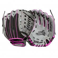 "Wilson 11.5"" Flash Youth Fastpitch Softball Glove, age 6-9"