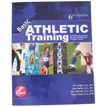 Cramer Basic Athletic Training Book, 6th Edition