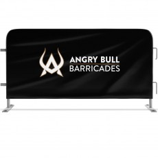 Angry Bull Angry Jacket Barricade Cover w/ Custom Artwork