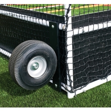 Jaypro Field Hockey Goal Wheel Kit, FHGWK