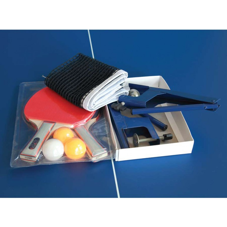 Carmelli Victory Table Tennis Table W Accessories A02 259