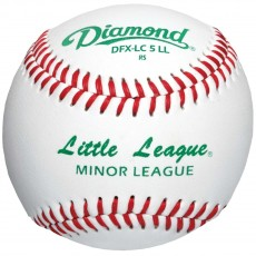 Diamond DFX-LC5LL Little League Baseballs, Level 5, dz