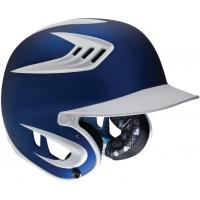 Rawlings S80X2J S80 Two-Tone 80 MPH Matte Finish Batting Helmet, SENIOR
