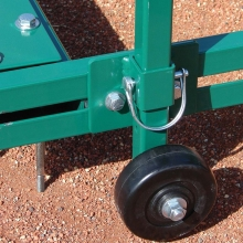 White Line Big League Infield Nail Drag Wheel Kit