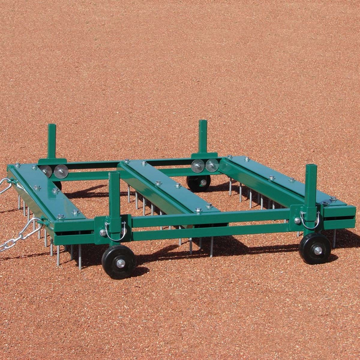 Shown With Optional Big League Infield Nail Drag, 3'W x 3'L (A15-216)