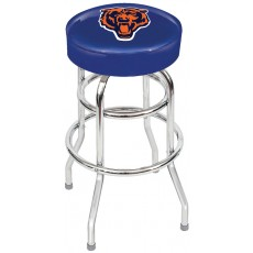 """Chicago Bears NFL 30"""" Bar Stool"""
