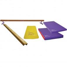 Spieth Simone Biles Super Deluxe Club Gymnastics Package