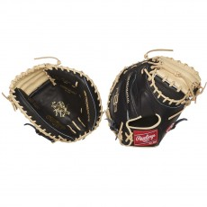 "Rawlings 33"" Heart Of The Hide R2G Catcher's Baseball Mitt, PRORCM33-23BC"