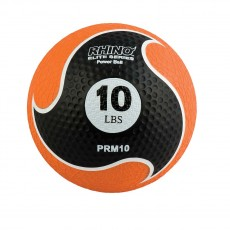 Champion 10 lb Rhino Elite Medicine Ball, PRM10