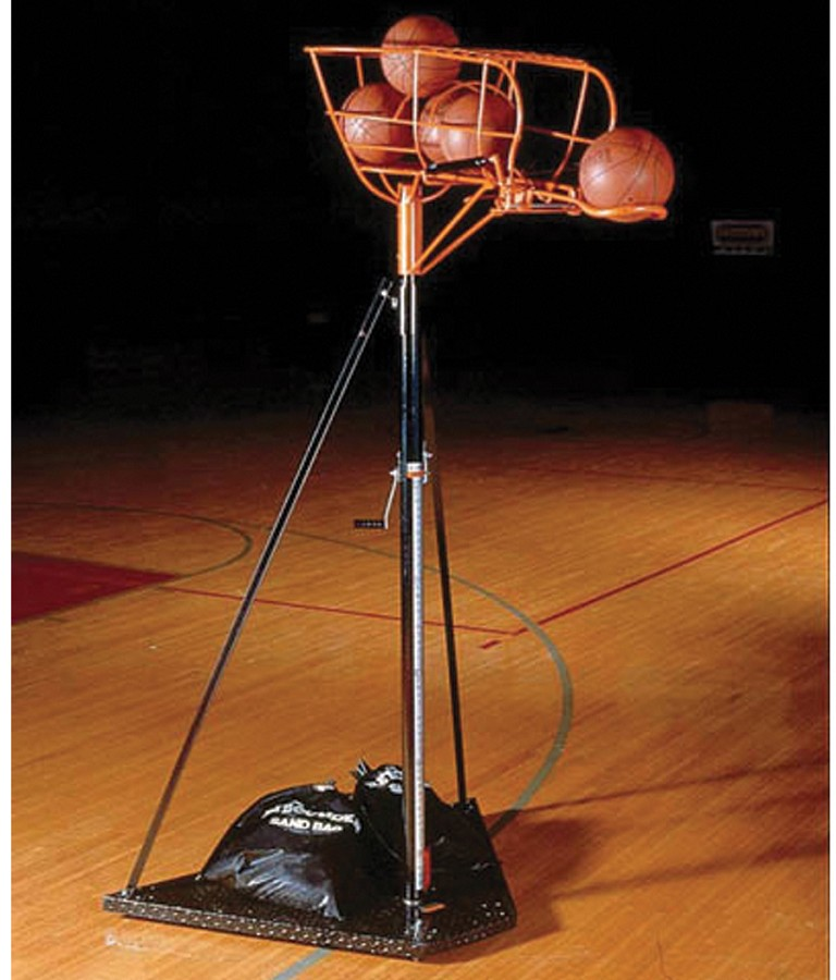 Spalding McCall's Basketball Rebounder Trainer