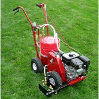 New Stripe Eco-Liner SP Self-Propelled Field Paint Striping Machine