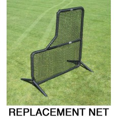 Jugs REPLACEMENT NET for Protector Series L-Shaped Pitcher's Screen