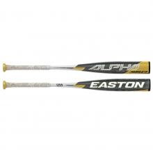 """2020 Easton Alpha 360 -8 (2-5/8"""") USA Youth Baseball Bat, YBB20AL8"""