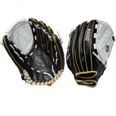 "Wilson 12.5"" Siren Fastpitch Softball Glove"