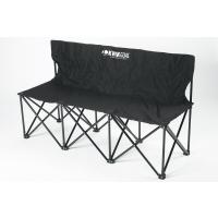 Kwik Goal 9B903 Folding Soccer Bench, 3 Seater
