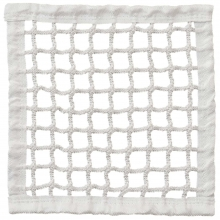 Champion 6mm Official Lacrosse Nets, White, LN56 (pair)
