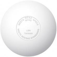 Champro (dz) Official Lacrosse Balls w/ NOCSAE Stamp, White