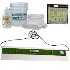 Court Clean Wrestling Mat Cleaner Package