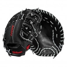 "Wilson 12.25"" A2000 First Base Mitt, TA20RB202820SS"