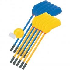 Champion Soft Floor Hockey Stick Set