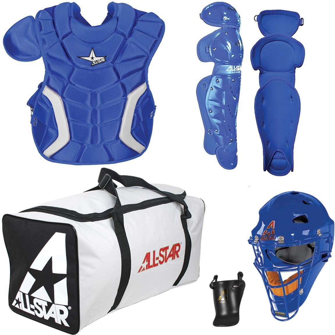 All Star Ck79ps Players Series Catchers Equipment Kit Youth Ages 7 9