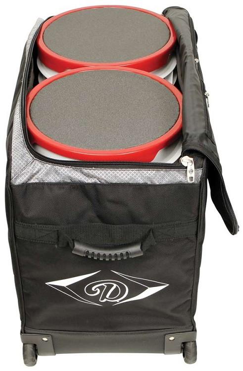 Diamond Wheeled Bucket Bag A34 977